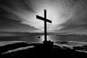 Memorial Cross, Cape Evans, Antarctica