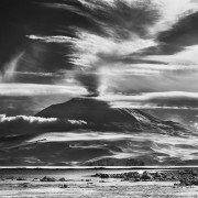 Mt Erebus Antarctica